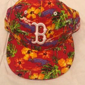 Tropical Boston B hat